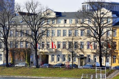 Hotel Niederlandischer Hof - фото 20