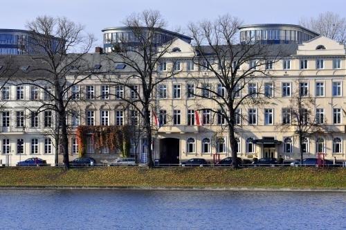 Hotel Niederlandischer Hof - фото 21