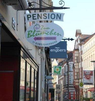 Pension Zum Blumchen - фото 22