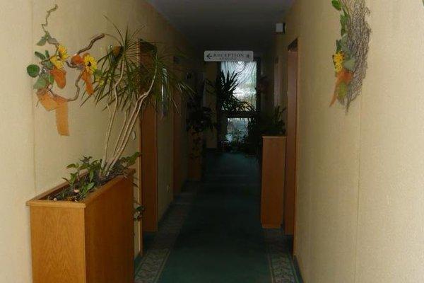 Hotel Erzgebirge - фото 11