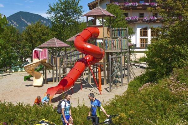 Aktiv & Familienresort Tiroler Zugspitze - фото 18