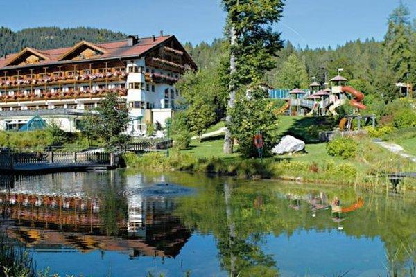 Aktiv & Familienresort Tiroler Zugspitze - фото 20