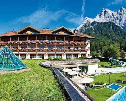 Aktiv & Familienresort Tiroler Zugspitze - фото 21