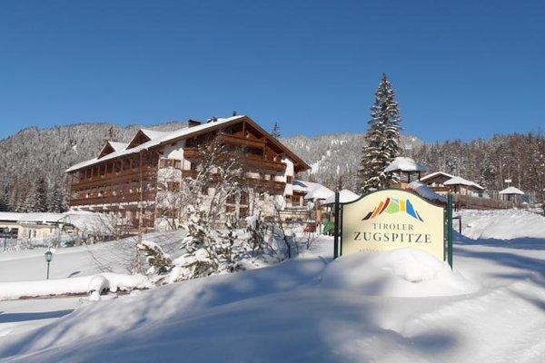 Aktiv & Familienresort Tiroler Zugspitze - фото 22
