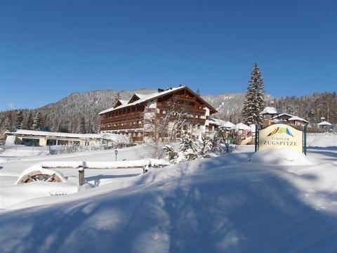 Aktiv & Familienresort Tiroler Zugspitze - фото 23