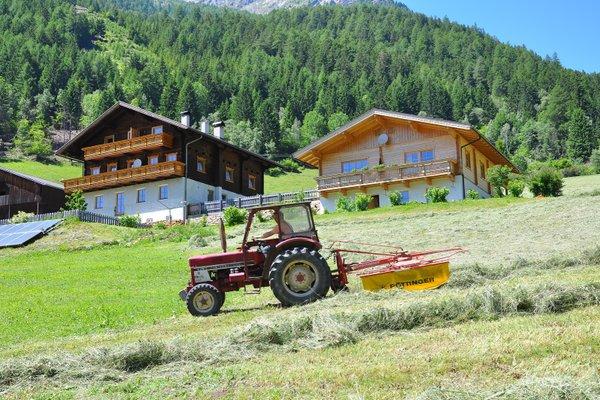 Ferienwohnungen Niederarnigerhof Familie Bauernfeind - фото 20