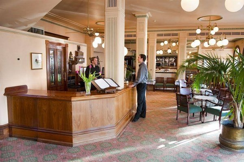 The Rose Hotel & Motel - фото 12