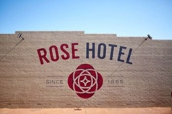 The Rose Hotel & Motel - фото 23