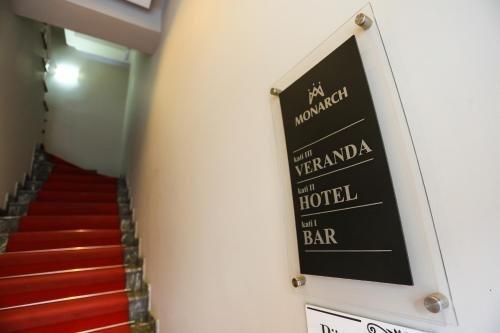 Hotel Monarch - фото 18