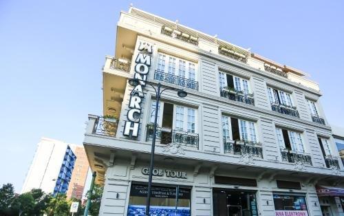 Hotel Monarch - фото 22