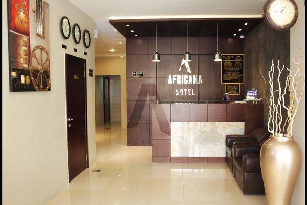 Africana Hotel - фото 16