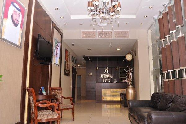 Africana Hotel - фото 17