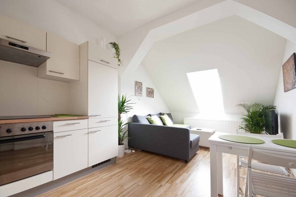 Helles & freundliches City-Apartment - фото 8