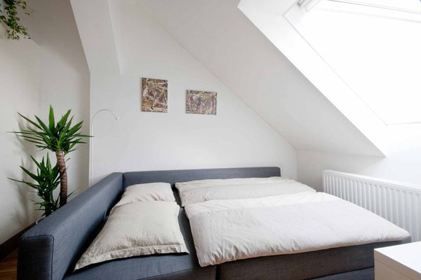 Helles & freundliches City-Apartment - фото 3