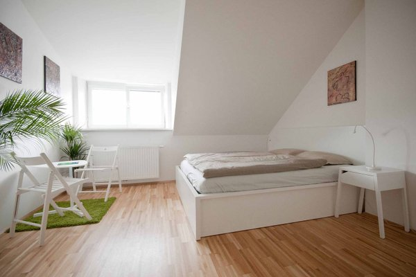 Helles & freundliches City-Apartment - фото 5