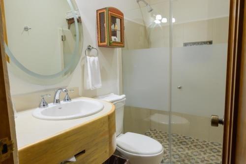 Hotel Casa Vertiz - фото 16