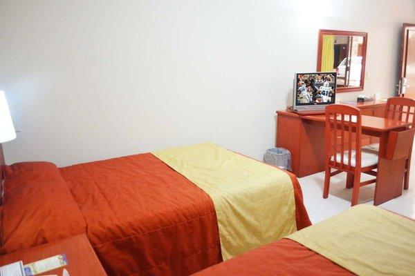 Гостиница «NV Guadalajara», Сапопан
