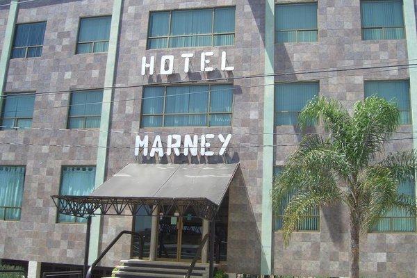 Hotel Marney - фото 20