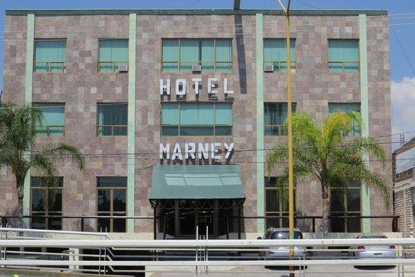 Hotel Marney - фото 21