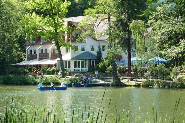 Hotel Haus Am See - фото 11