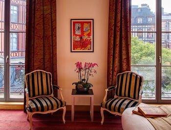 Spa-Hotel De Bourgtheroulde - фото 8
