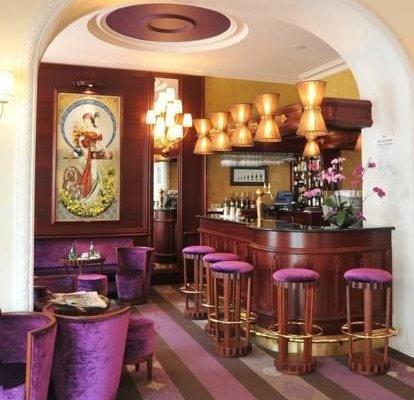 Hotel Princesse Flore - фото 11