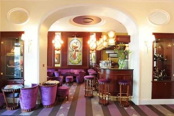 Hotel Princesse Flore - фото 12