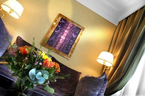 Hotel Princesse Flore - фото 16