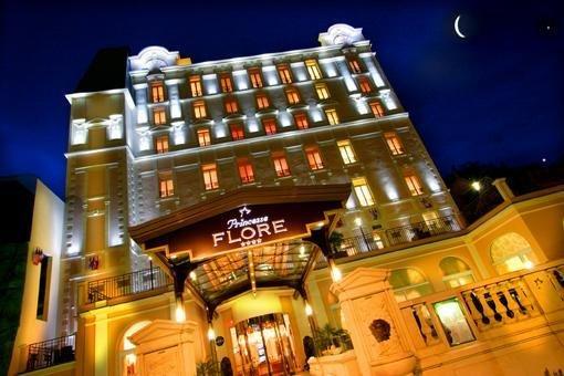 Hotel Princesse Flore - фото 23