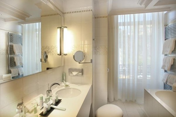 Hotel Princesse Flore - фото 7