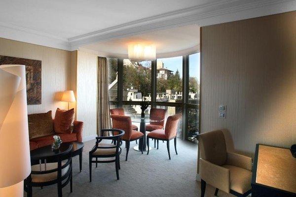 Hotel Princesse Flore - фото 8