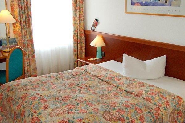 Hotel Leipzig West - фото 2