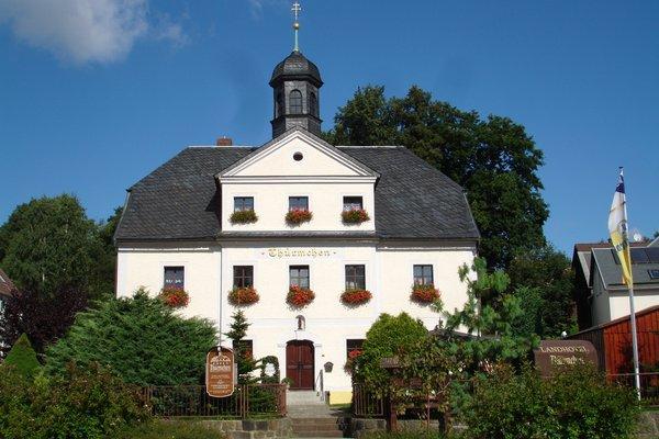 Landhotel Thurmchen - фото 21