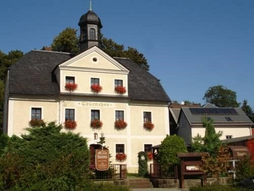 Landhotel Thurmchen - фото 22