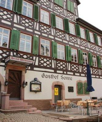 Gasthof Sonne - фото 23