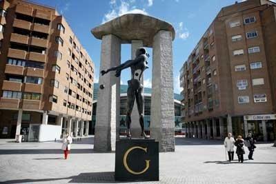 Goya Apartamento Arts - фото 16
