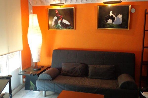 Goya Apartamento Arts - фото 7