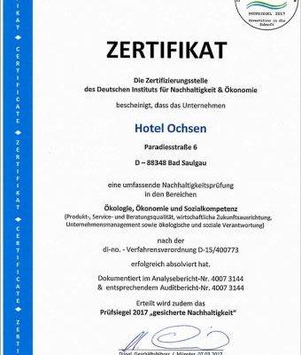Hotel Ochsen - фото 19