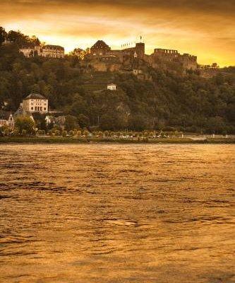 Romantik Hotel Schloss Rheinfels - фото 23
