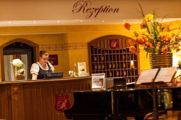 Romantik Hotel Schloss Rheinfels - фото 9