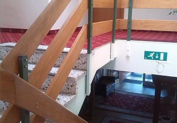 Hotel Pension Fernblick - фото 2