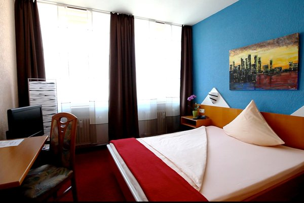 Hotel Stadt Hamburg - фото 1