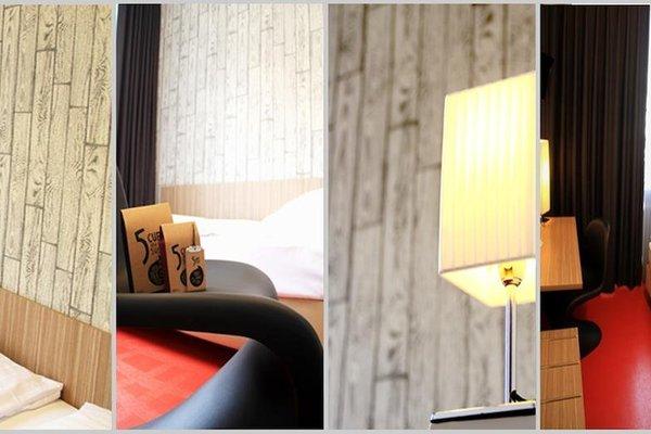 Hotel Madeleine Biohotel - фото 4
