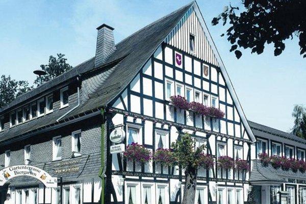 Hotel Haus Rameil - фото 20