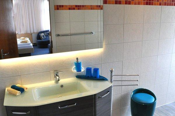 Hotel Am Hohen Schwarm - фото 10