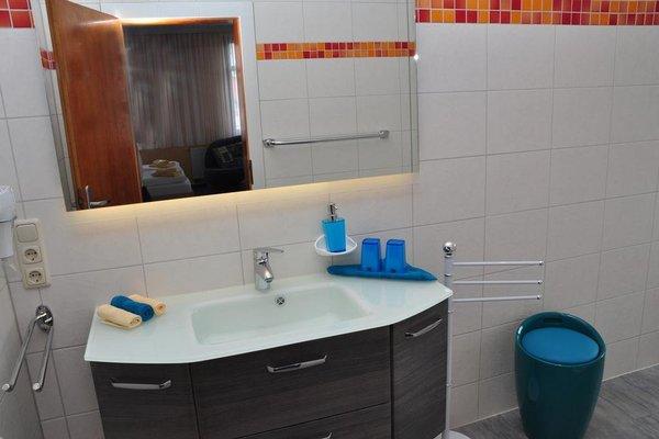 Hotel Am Hohen Schwarm - фото 11