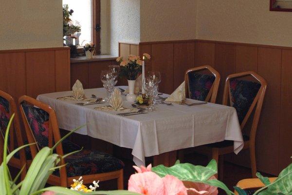 Hotel Am Hohen Schwarm - фото 15