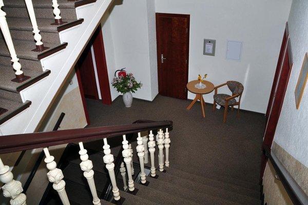 Hotel Am Hohen Schwarm - фото 16