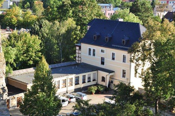 Hotel Am Hohen Schwarm - фото 19