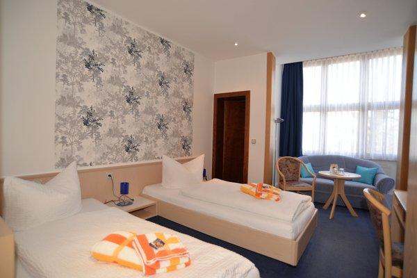 Hotel Am Hohen Schwarm - фото 2